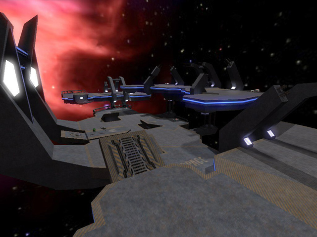 Nexuiz (Freeware-Shooter) SCREENSHOT 01