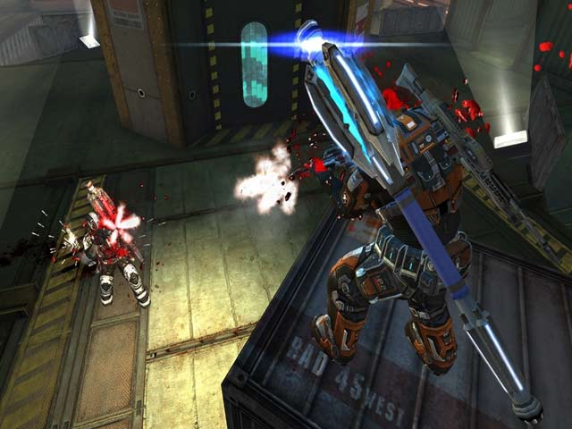 Genesis A.D (Freeware-Shooter) SCREENSHOT 01