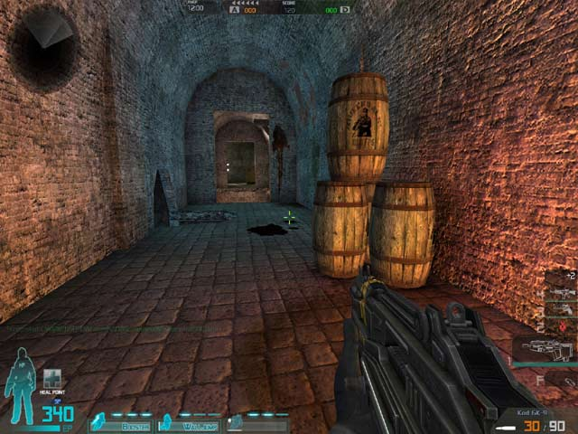 Genesis A.D (Freeware-Shooter) SCREENSHOT 03