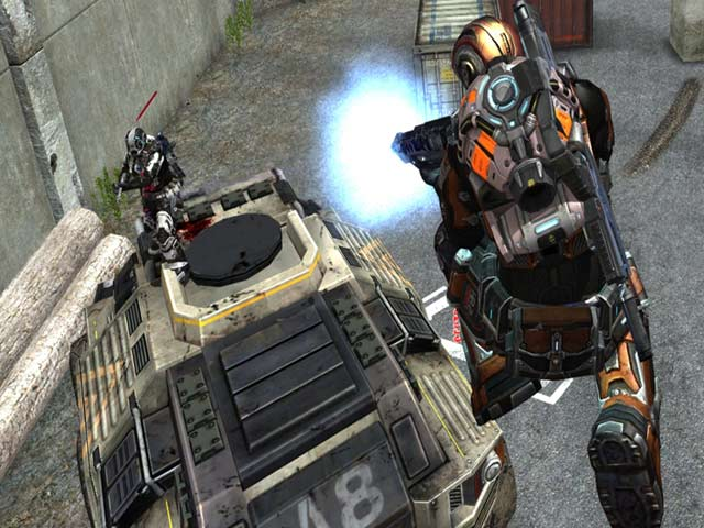 Genesis A.D (Freeware-Shooter) SCREENSHOT 04